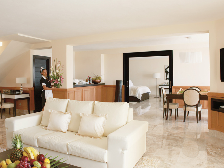 Imperial Suite en el Resort Excellence Playa Mujeres