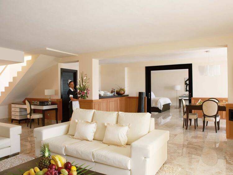Imperial Suite with Rooftop Terrace at Excellence Playa Mujeres