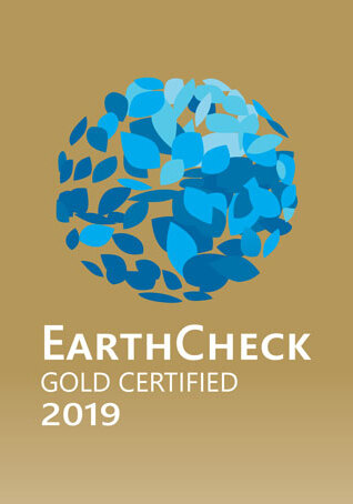 EarthCheck - Gold Certified 2019
