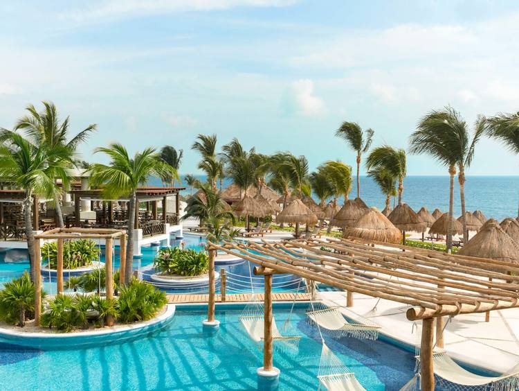 Excellence Playa Mujeres Beachfront Main Pool