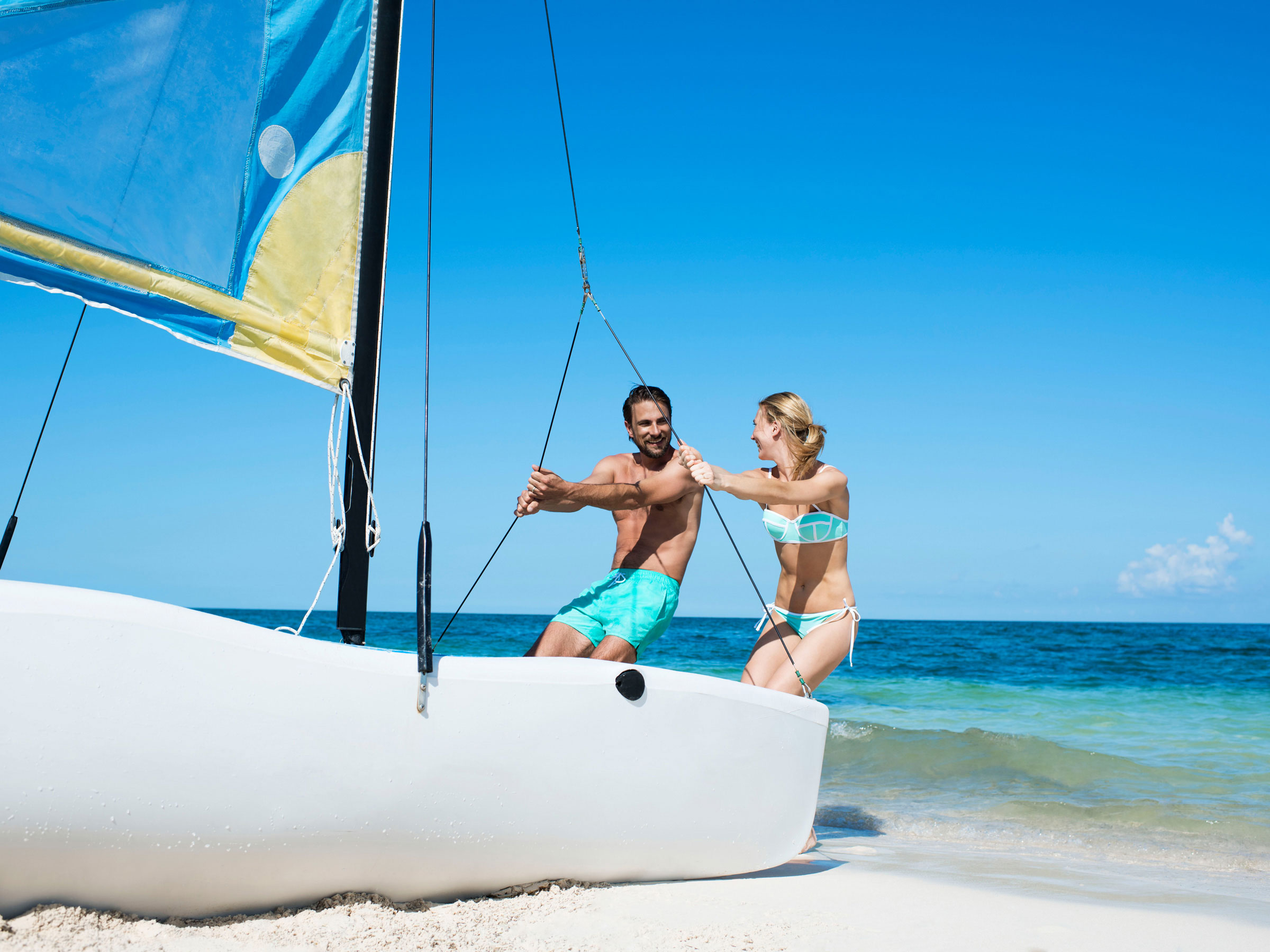 Water Sports at the Best All Inclusive Adults Only Resorts in Cancun