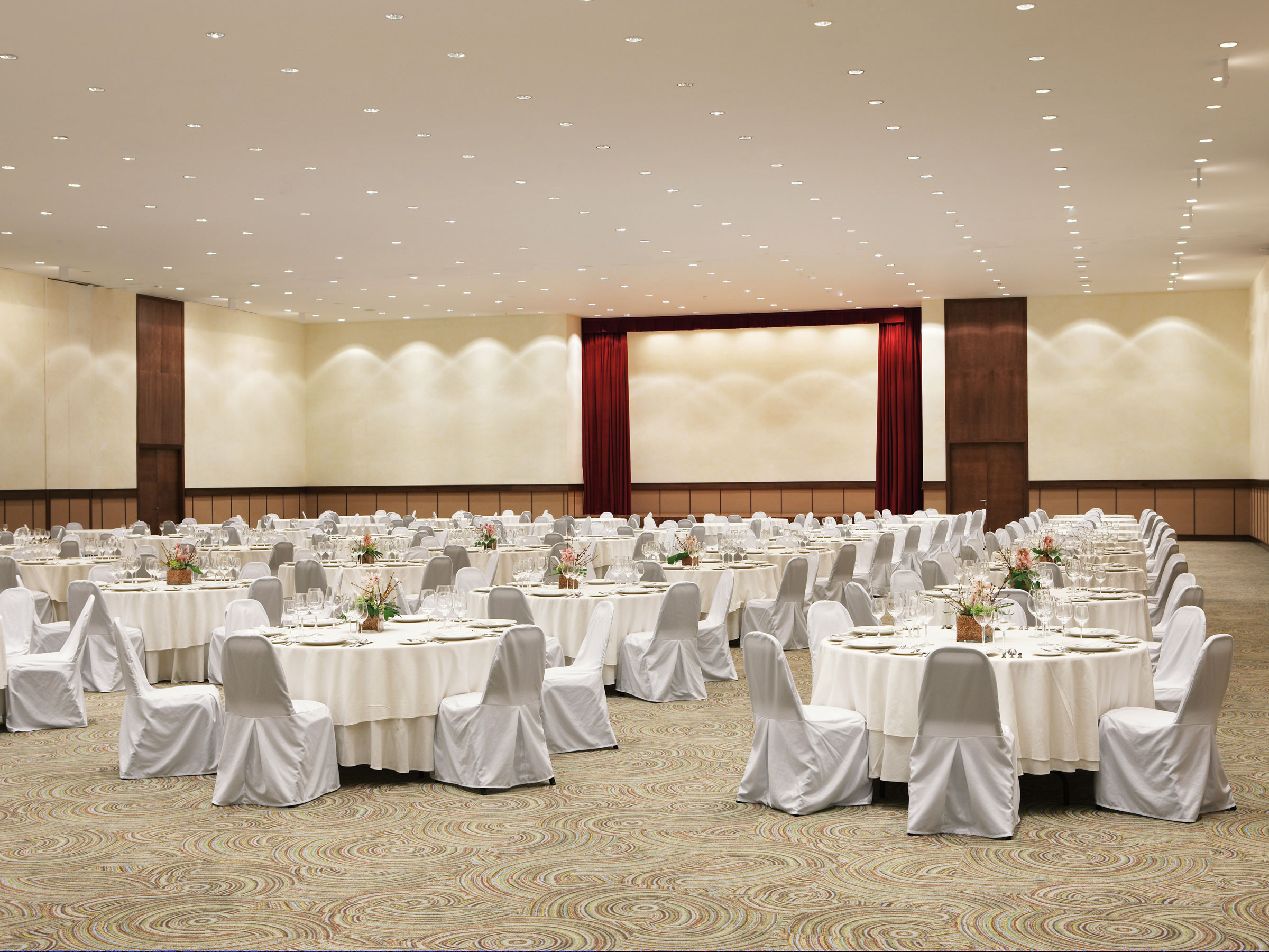 Group Events and Meetings at a Cancun Resort