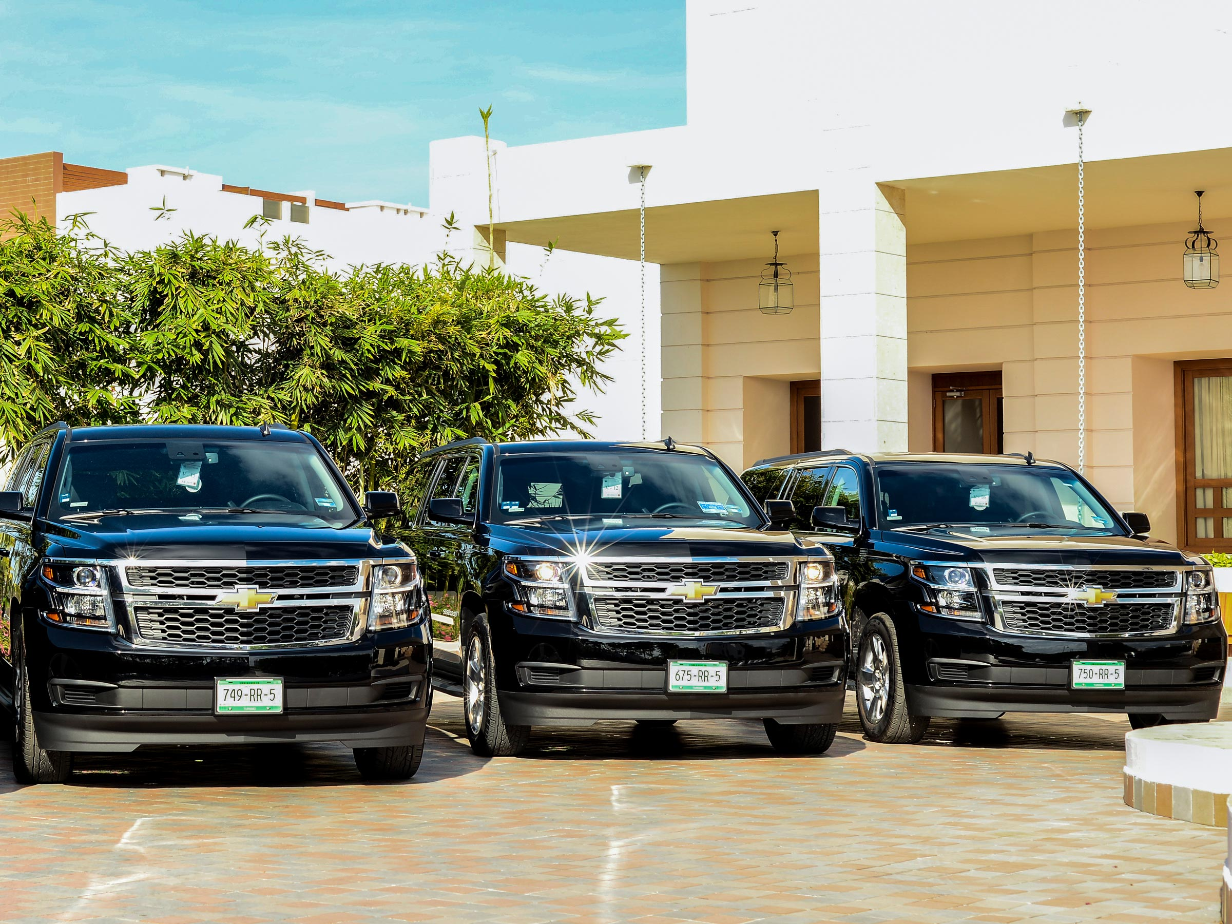Airport Transfers to Excellence Playa Mujeres