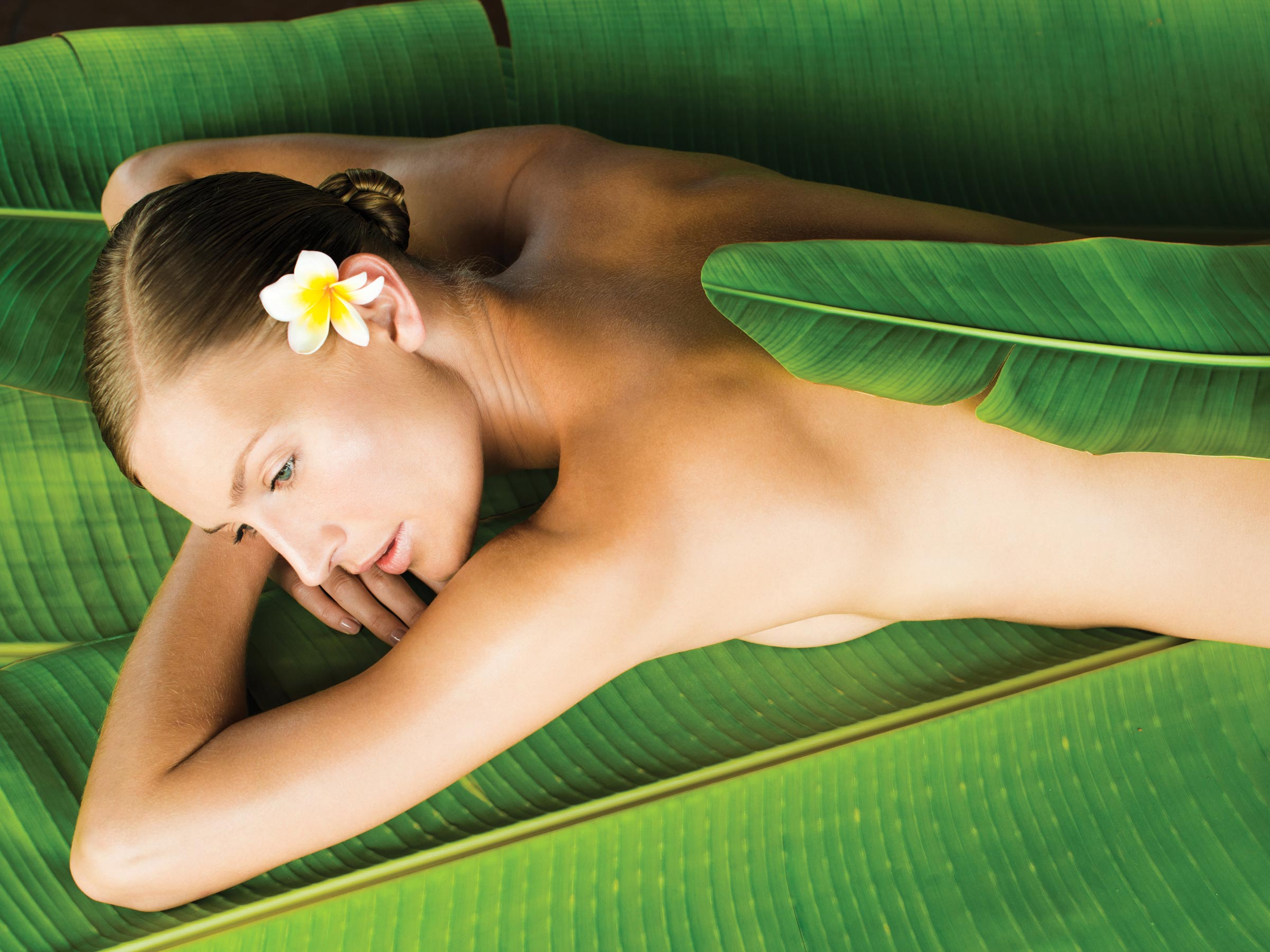 Healing massage experience in Excellence Playa Mujeres